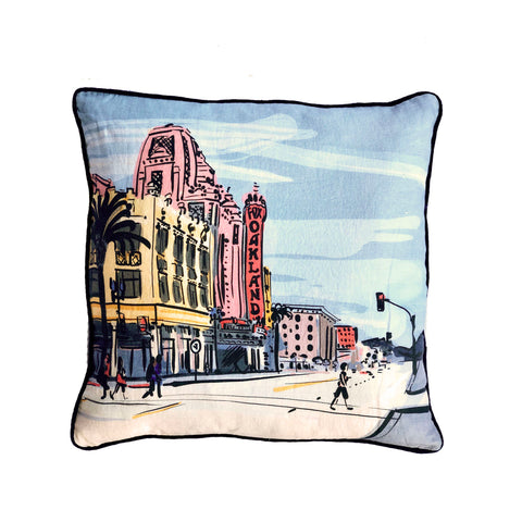 PILLOW Oakland Fox Theater