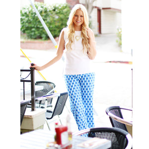 TRINA Mod Dots Blue - Tiny only