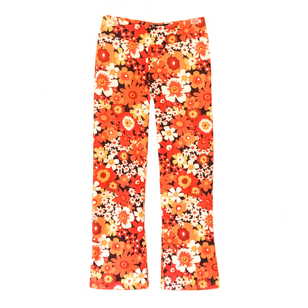 AUDREY Flower Power Orange