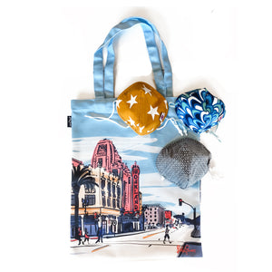Fox Theater Tote/Mask Set #2