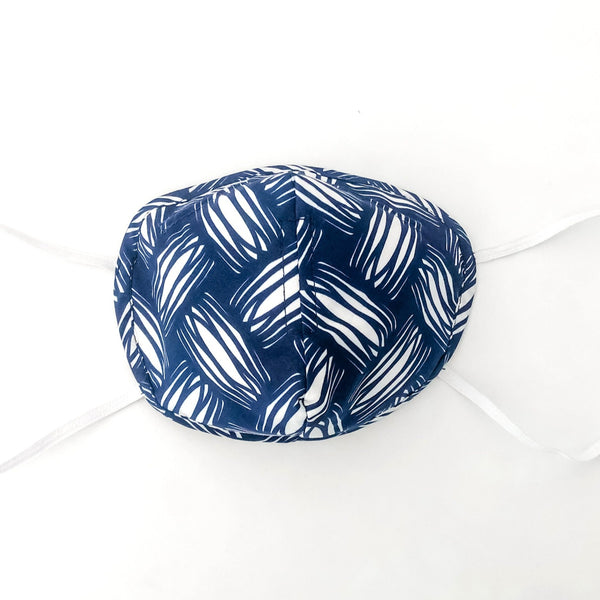 MASK Navy Basketweave