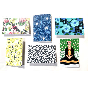 NOTECARDS Mix Print SET
