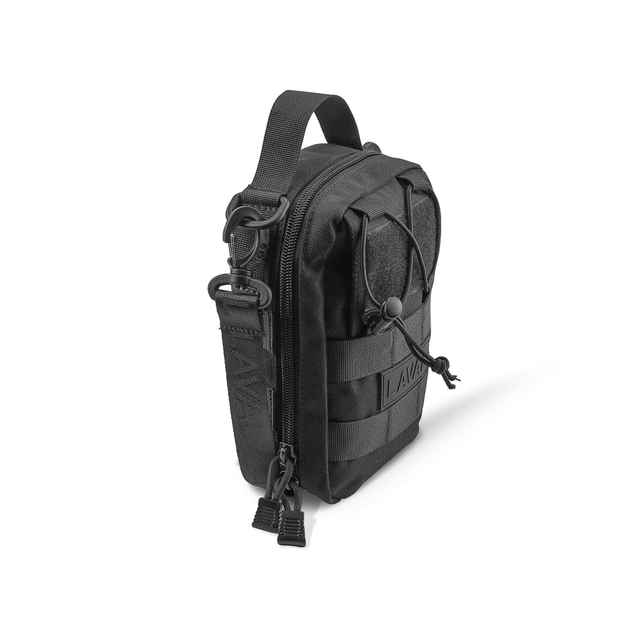 SIDE BAG CORE MIDNIGHT BLACK