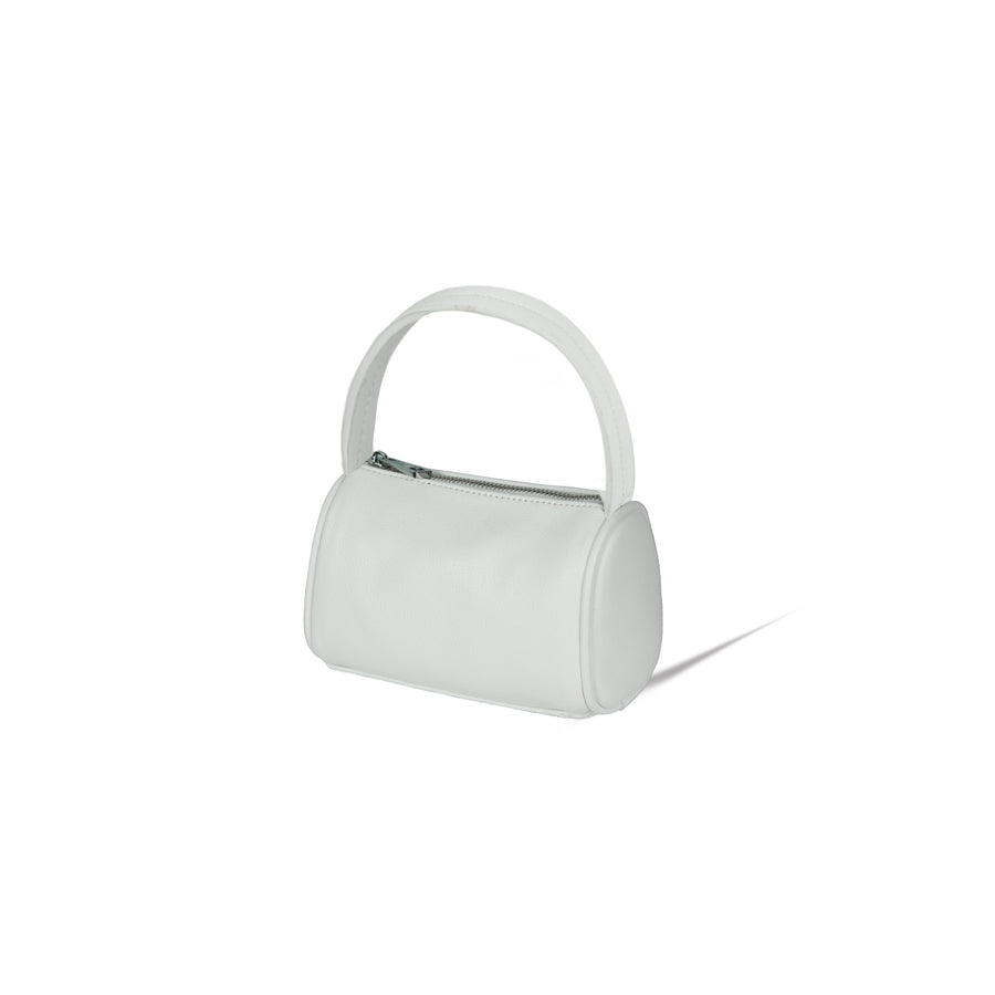 THE MINI BAG WHITE