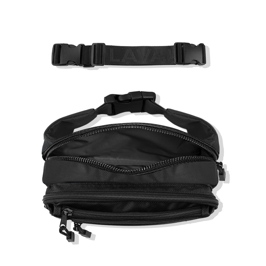 THE UTILITY BAG CORE MIDNIGHT BLACK