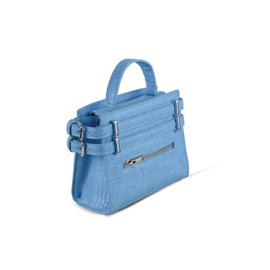 THE SERA BAG BABY BLUE