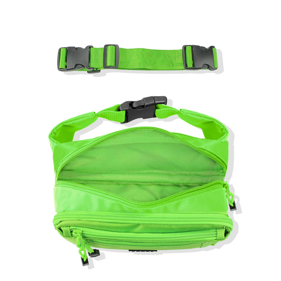 THE UTILITY BAG CORE NEON GREEN