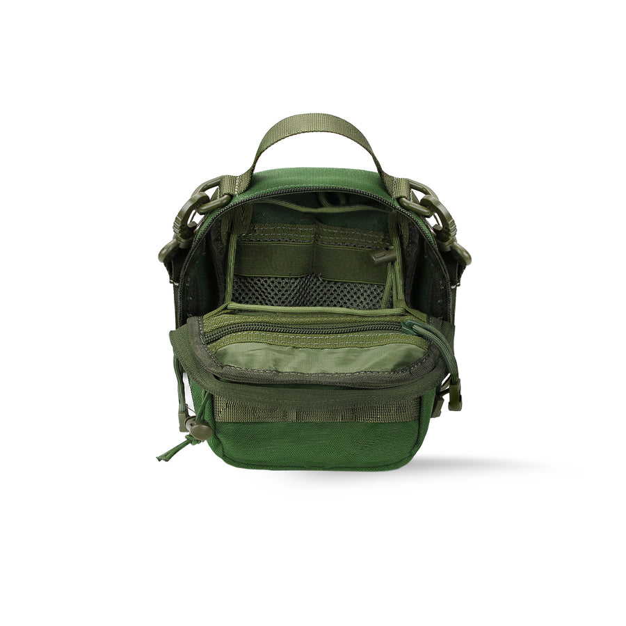SIDE BAG GREEN