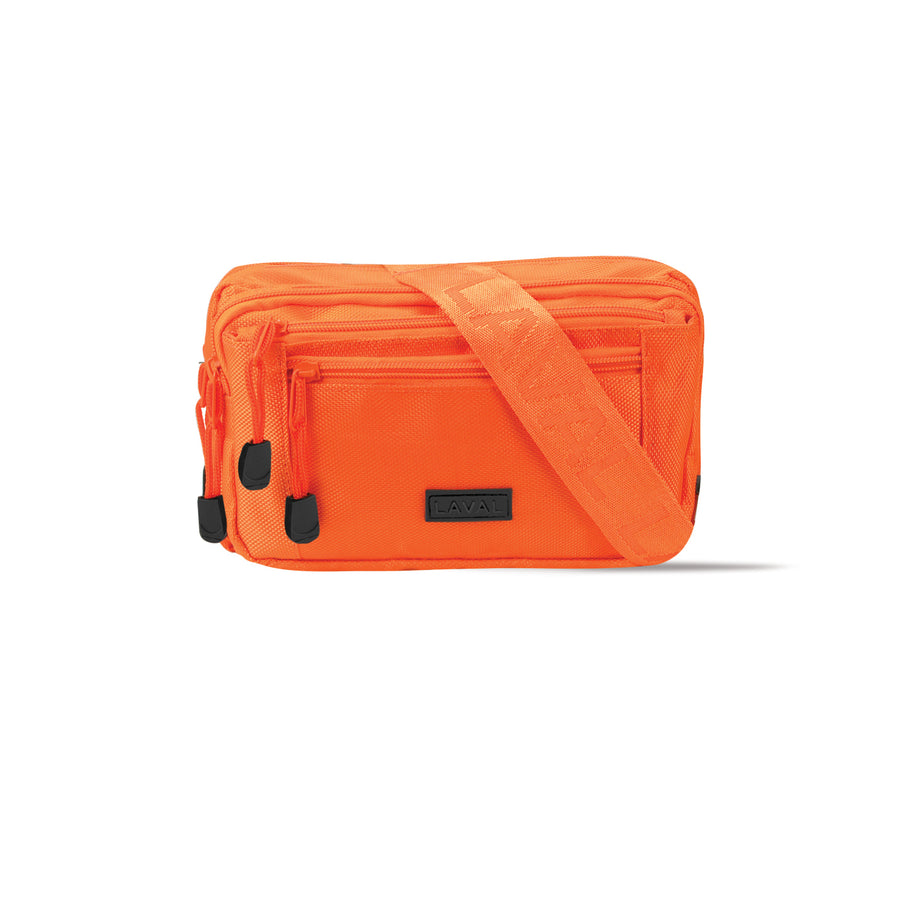 THE UTILITY BAG CORE ORANGE