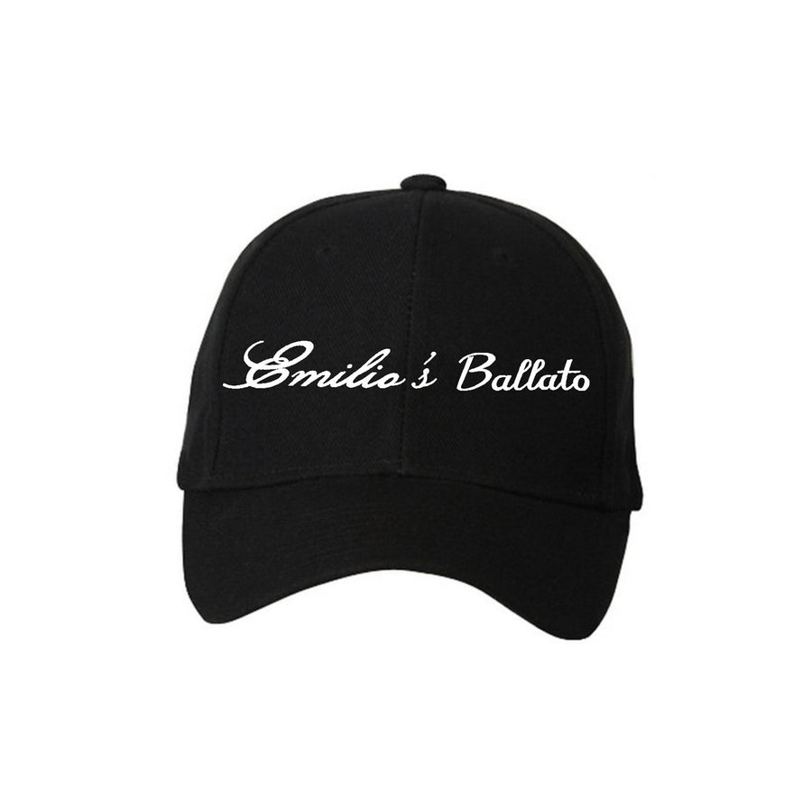 EMILIO'S BALLATO X LAVAL EMBROIDERED HAT