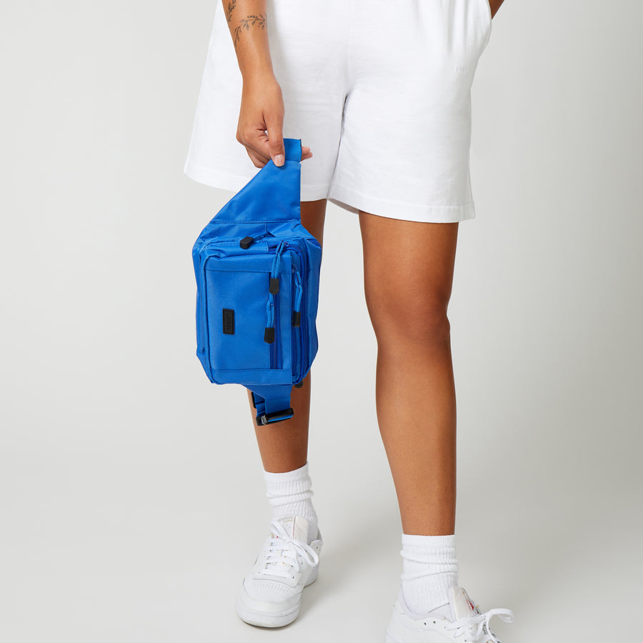 THE UTILITY BAG BOWERY BLUE