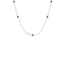 Load image into Gallery viewer, A MOMENTS BIRTHSTONE NECKLACE