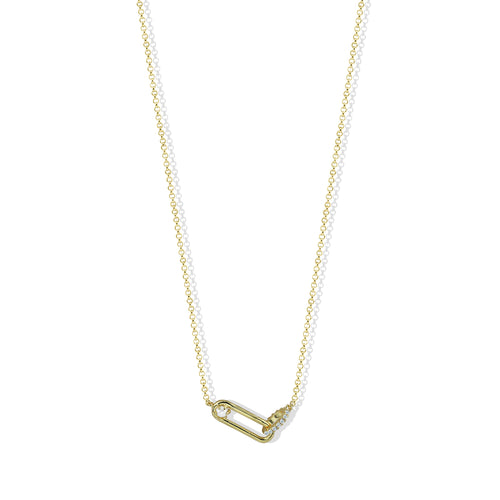 The Perla Link Necklace