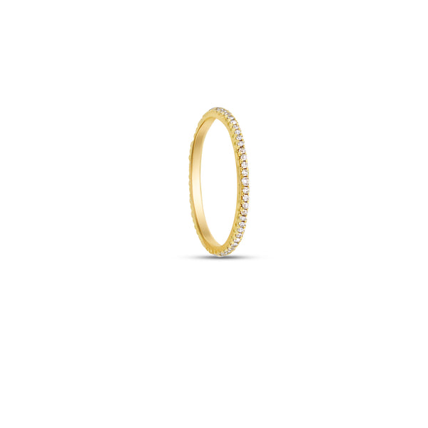 Crystal Ella Stacking Ring