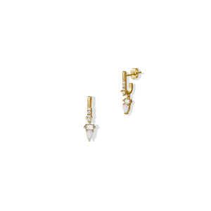 Faith Drop Earring