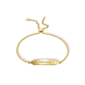 The Forever Engravable Bracelet