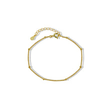 Load image into Gallery viewer, Dainty Ball Chain Bracelet
