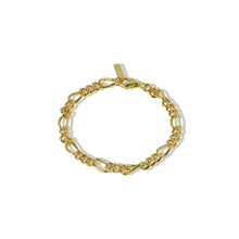 Load image into Gallery viewer, Figaro Chain Bracelet