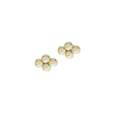 Load image into Gallery viewer, ROSIES STUD EARRINGS