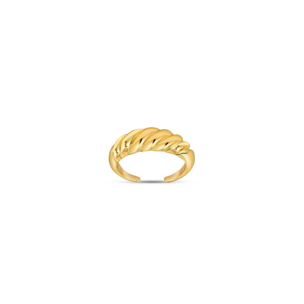 The Croissant Ring