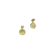 Load image into Gallery viewer, Sunburst Drop Earring