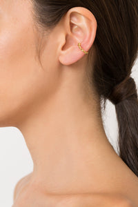 Twisted Ear Cuff