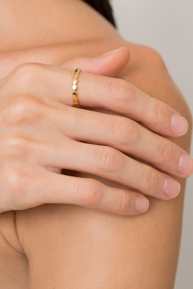 The Cara Stacking Ring