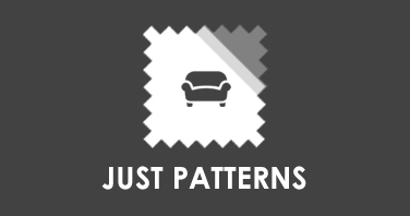 Just Pattern Chair & Sofa Fabric Swatches