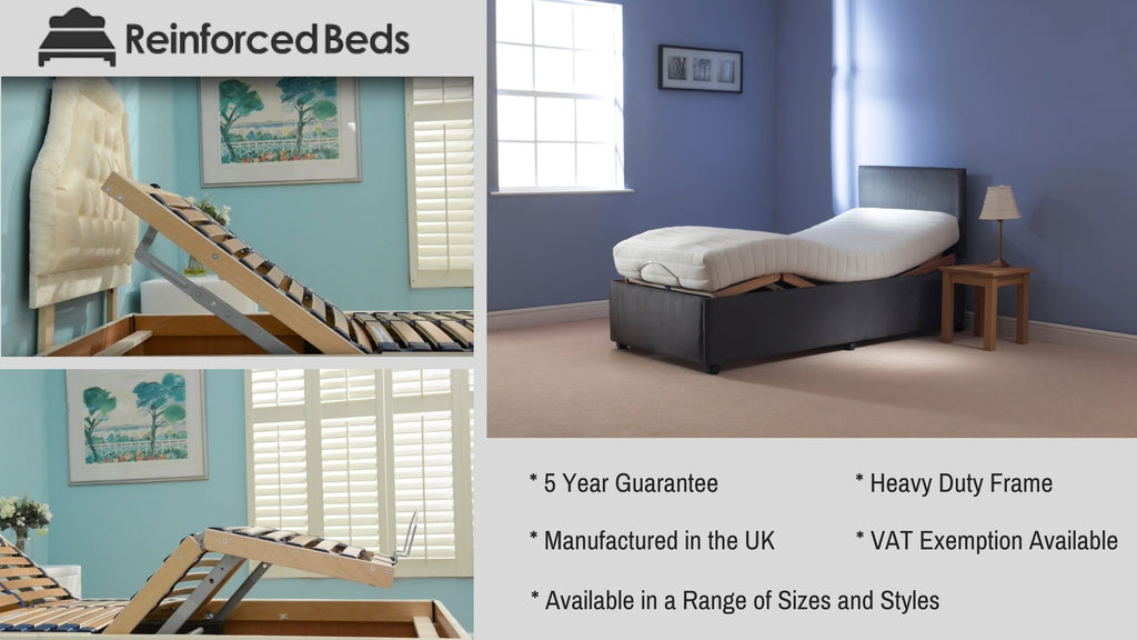 Heavy Duty Electric Beds