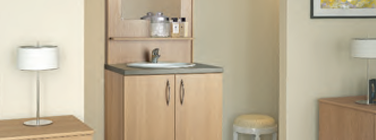 Contract Bathroom Furniture Range