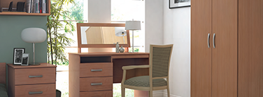NHS Nursing Residential Care Home Contract Bedroom Furniture