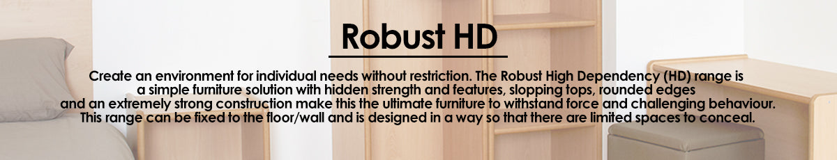 Robust Extreme Contract High Dependency Bedroom Furniture