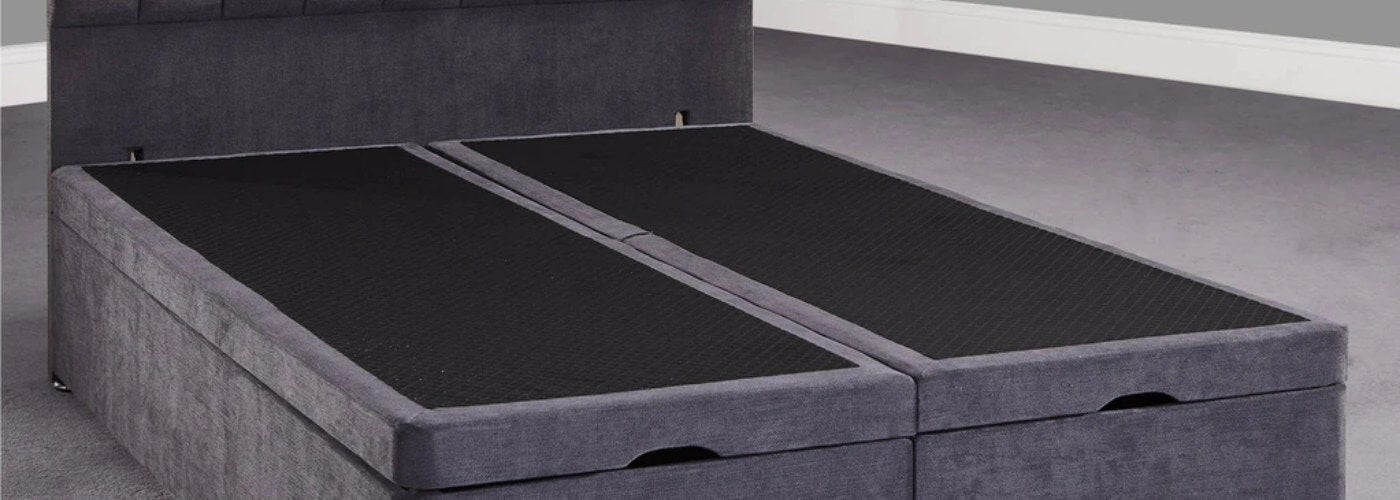 Upholstered Ottoman Bed