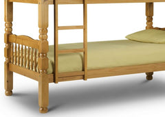 Chunky Bunk Bed with Mattress Bundle
