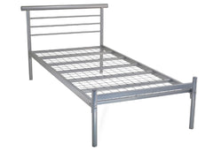 Contract Silver Welded Mesh Bed