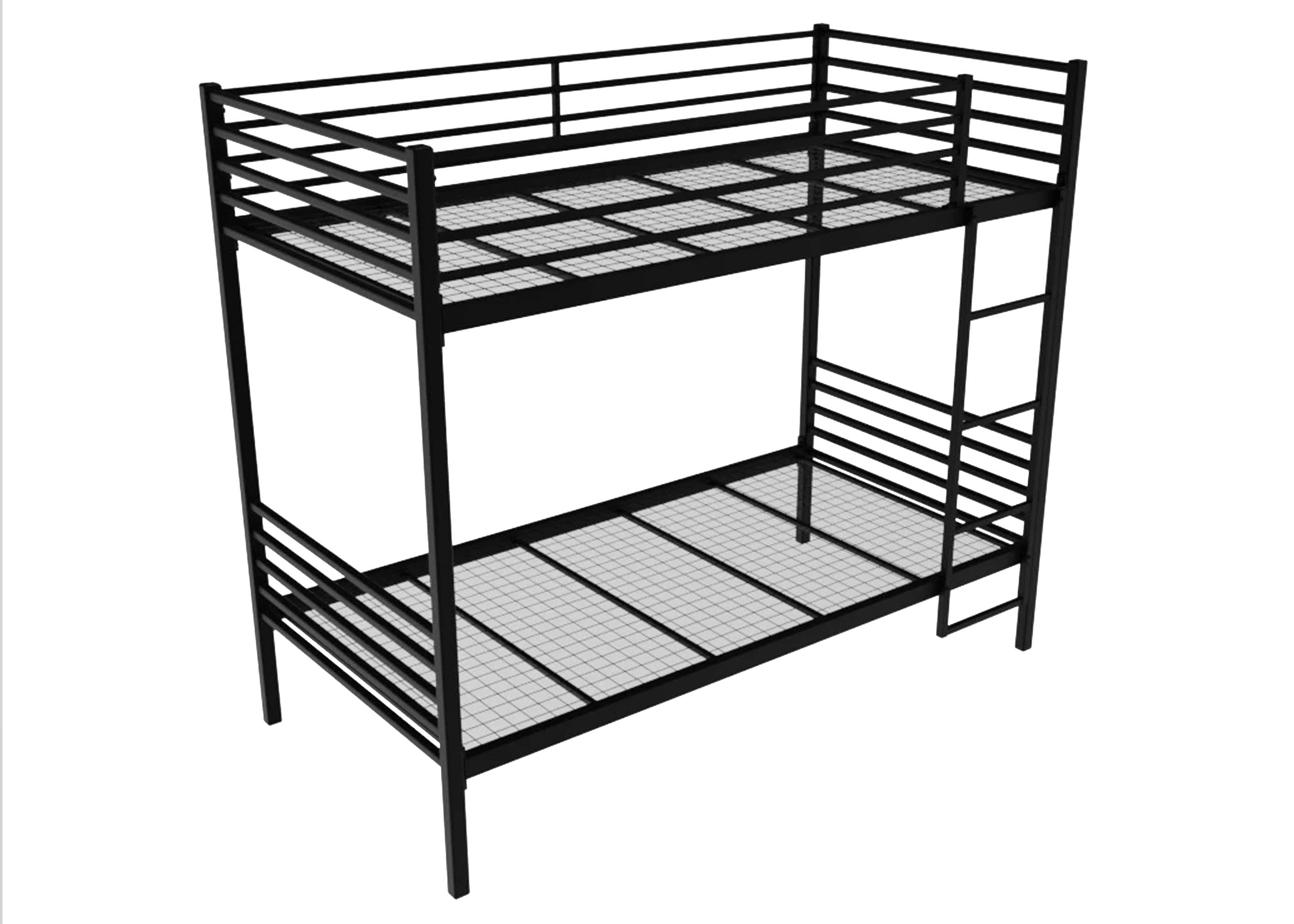 Picture of: Heavy Duty Bunk Bed Lifetime Guarantee Reinforced Beds