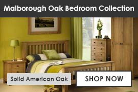 Marlborough Oak Bedroom Furniture