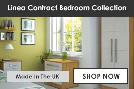 Linea Contract Bedroom Furniture