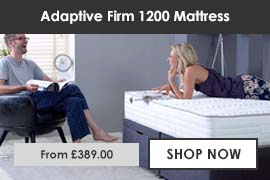 Adaptive Firm Mattress