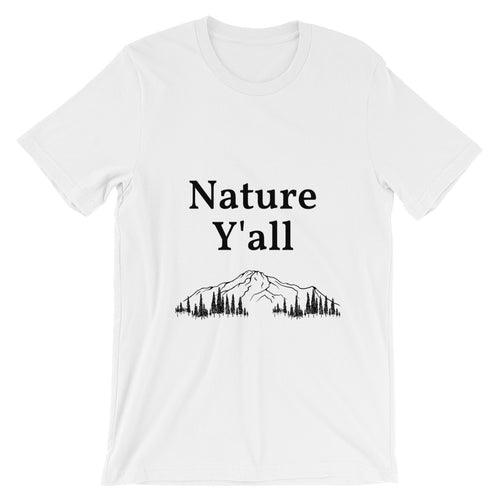 Nature Y'all T-Shirt