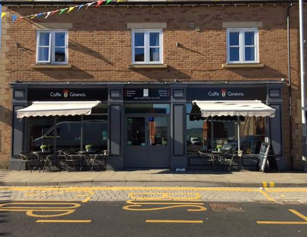 Our Prudhoe Coffee Shop Re-Opens