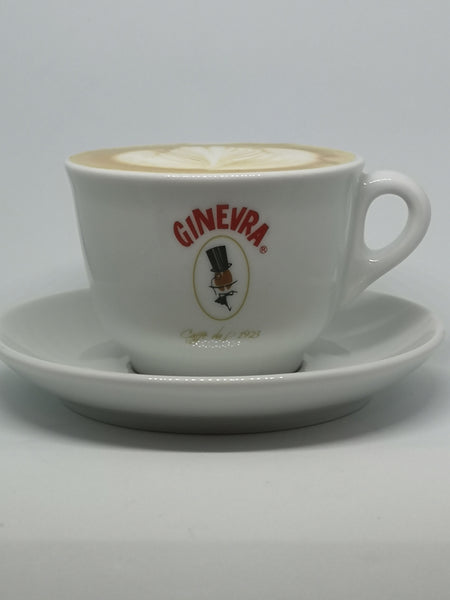 Caffe Ginevra Small Cappuccino Cups - Set of 4