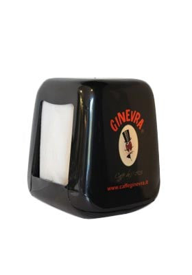 Branded Ginevra Napkin dispenser