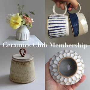 JOY & INSPIRATION: Pip Wilcox Ceramics & Makers 4 Refugees