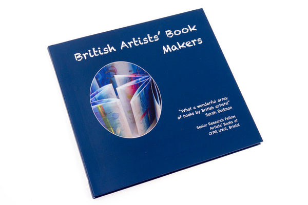 British Artist's Book Makers by BCF Books