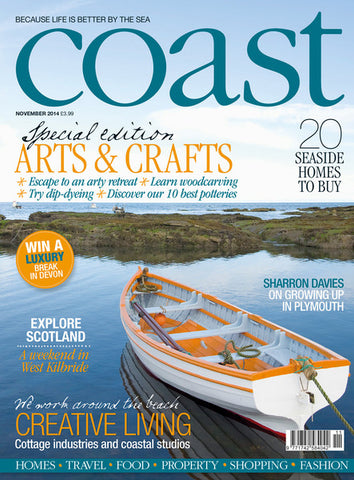 Coast Magazine: Arts and Crafts Special