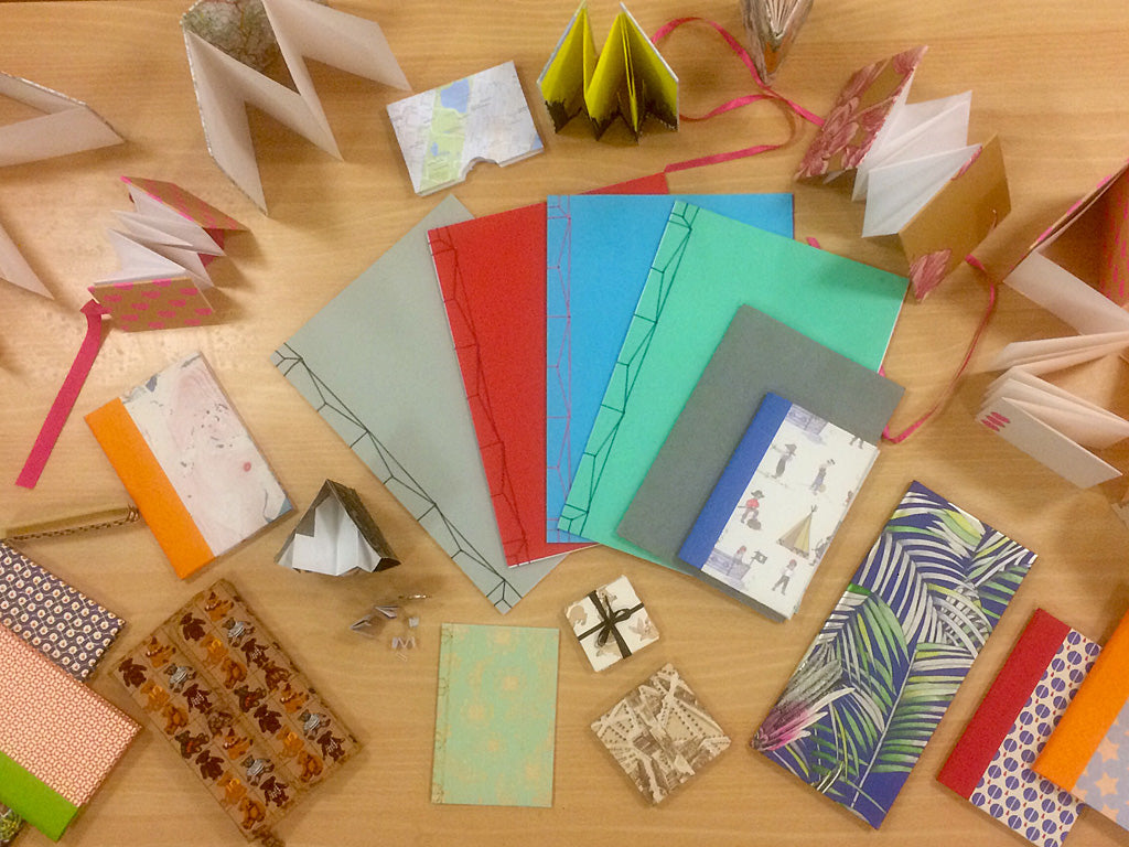 Learn creative bookbinding in Dorset with Susan Green
