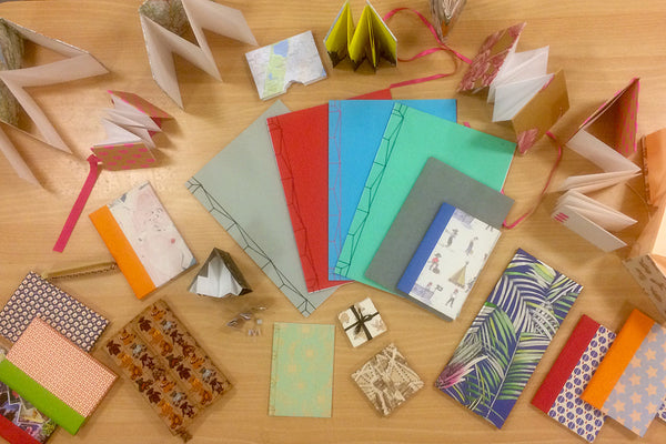 Book Binding Workshops in Dorset with Susan Green