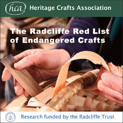 The Radcliffe Red List of Endangered Crafts