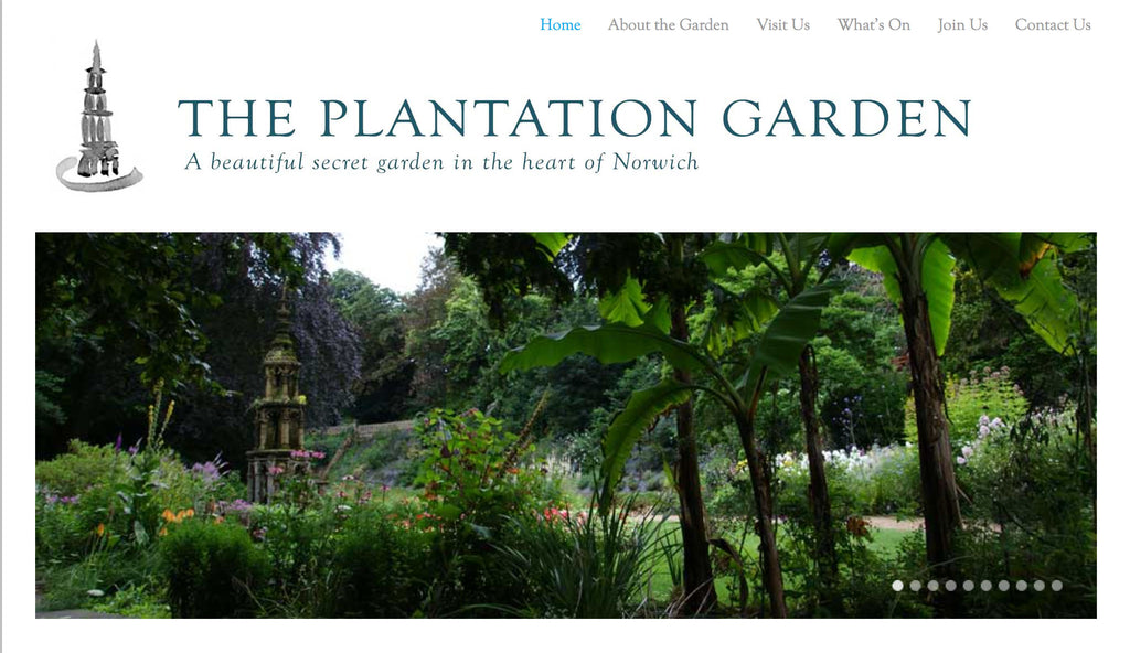 The Plantation Garden Norwich